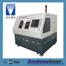 ITO film coated on glass or PET substrates laser etching machine