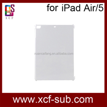 2015 Heat Transfer 3d phone cases, Blank cases for ipad Air 5