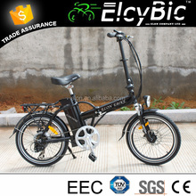 Hot selling Chinese li-ion battery electric bicycle fold with 20inch (E-TDH039XB )
