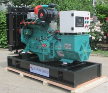 long- life Free Service Reliable operation 50KWDEUTZ LPG generator for Day working