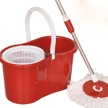 Long handle cosway smart spin magic mop