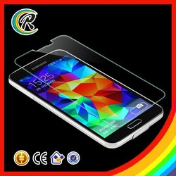 Manufacturer for samsung galaxy s5 tempered glass screen protector for samsung galaxy s5 screen protector