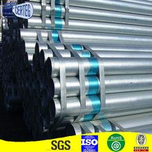Galvanizado tubos de acero de 2 pulgadas para el Fortalecimiento de la etapa del concierto