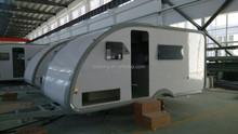 High Quality Travel Trailer Use RV Caravan Trailer Entry Door