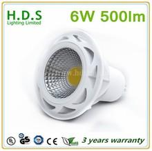 COB GU10 MR16 LED Light 6W livarno lux led
