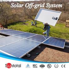 solar kit 5w solar panel mini home lighting with Solar Energy System