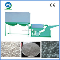 Multi-function EPS foam recycling granule machine