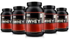 PURE GOLD STANDARD WHEY PROTEIN ISOLATE