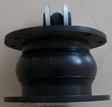 Single bellow ASME B16.5 150# rubber expansion joint