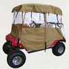 2 passenger waterproof golf cart rain cover