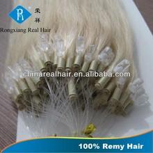 100% Quality Guaranteed Direct Factory keratin tipped human hair extension