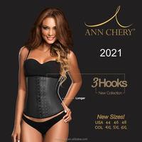 100% latex women waist training corset sexy body shaper costumes
