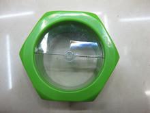 Spiral cucumber slicer/vegetable nicer slicer