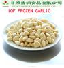 2015 New Crop IQF frozen peeled garlic cloves IQF Frozen garlic