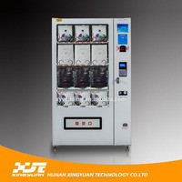 XY T-shirt / Umbrella /beverage/coffee cup vending machine Factory