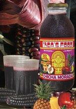 Purple corn drink dona isabel/incas food