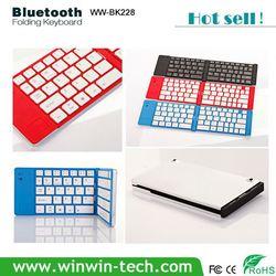 mini Foldabletablet bluetooth keyboard 9.7