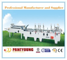 ZH-800A/880A/1000A Stable Fuction Pensile Box Folder Guler Machine with Competitive Price