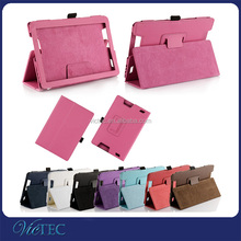 China wholesale stand folio pu leather tablet case for Amazon Kindle Fire HD 7 2015