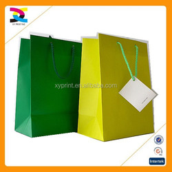 factory supply cheap shopping paper bag