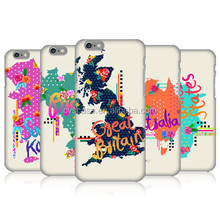 Case For Iphone 6 From China Wholesale TRENDY MAPS Design