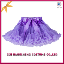 babies party purple tutu dresses for girls of 7 years old