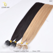 Good Feedback First Selling Keratin Italy Socape Best Colored Full Cuticle Italian Glue virgin remy pre-bonded hair extension ki