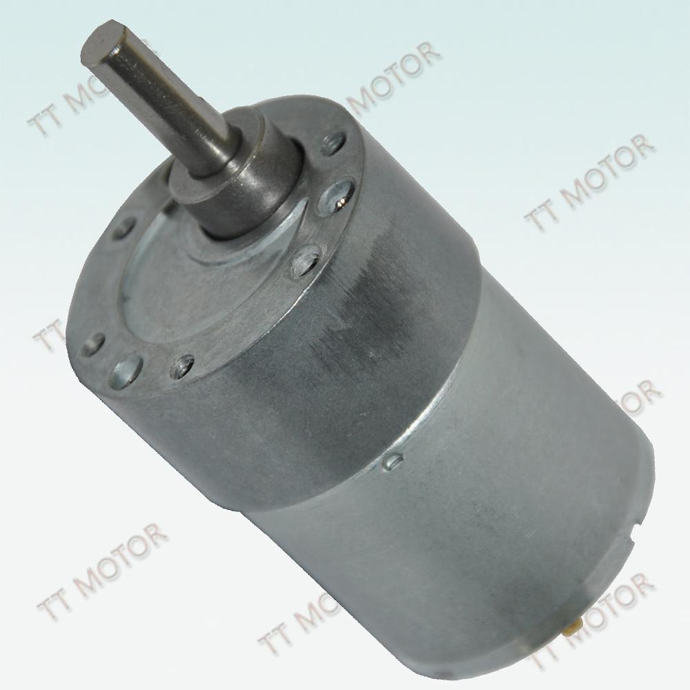 Reversible Dc 12v 37mm Small High Torque Motor Buy Motor