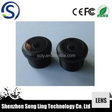 cheapest Aperture F2.0 1/4 inch sensor car rear view lens ,1.8mm wide angle lens for car camera