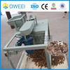 High automatic walnut huller machine