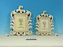 2015 Antique design Baroque Style picture photo frame Factory directly sale handmade craft frame