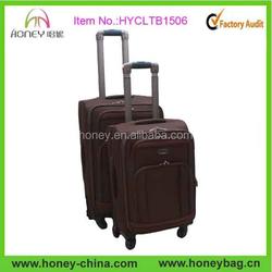 Popular High Quality Big Capacity Hard Trolley Case Luggage Bag