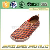 Fashion Women Semi Casual Shoes Canvas Shoe