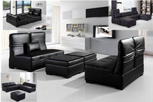 Latest living room furniture elegant used luxury relax sectional/corner italian leather sofa set designs and prices modern sofa