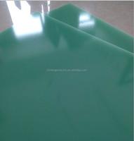 organic / glass fiber-reinforced textolite epoxy resin laminate sheet in plane stress
