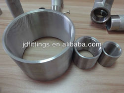 Stainless/Brass Steel Pipe Extension Nipple