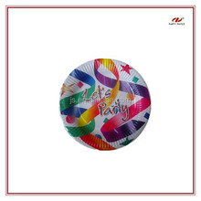 "9"" Hot Sale Colorful Paper Plates For Party"