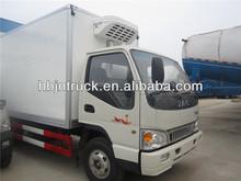 JAC mini refrigerated van