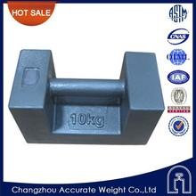 OIML CLASS M1 20KG 50KG 500KG 200KG 1000KG color cast iron weights,precision weight set