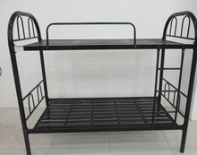 Promotional school folding bed, double bed