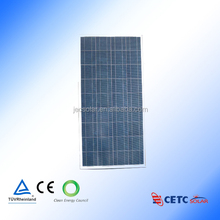 High Efficiency 150W Poly Solar Panel Factory