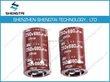 Aluminum electrolytic capacitor Nichicon EPCOS United Chemi-Con 1000uf 450v electrolytic capacitor