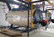 gas steam boiler or gas hot water boiler for ship equipment production line