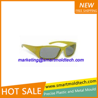 Hot sales plastic injection sunglasses mold