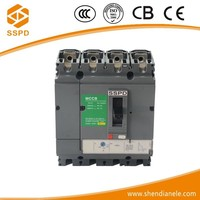 electrical supply electric circuit breaker reliable products CVS 4p 160A