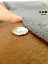 new design embossed pu leather for sofa