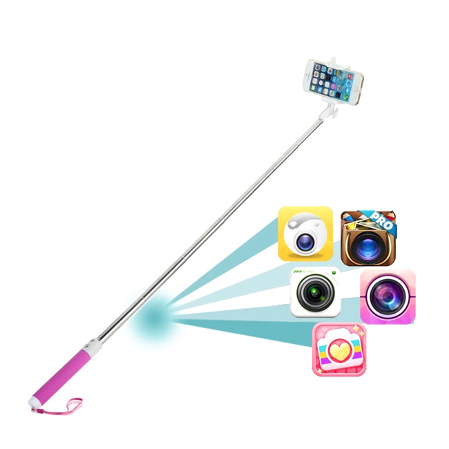 sb07 wireless bluetooth monopod for iphone 2015 hot wholesale wire selfie stick china shenzhen. Black Bedroom Furniture Sets. Home Design Ideas