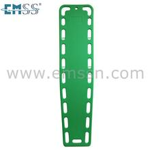 Floating immobilization backboard, backboard stretcher