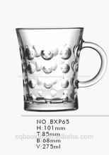 2014 copos novo lindo bolha de fantasia gravado caneca de cerveja com punho 275ml/9.1oz( fábrica de vidro, fda, a ue passou)