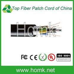 Aluminum Tape layer Loose Tube Outdoor Optical Fiber Cable GYTA
